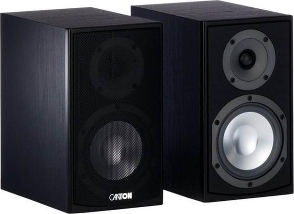 Canton GLE 420.2 schwarz (PAAR)