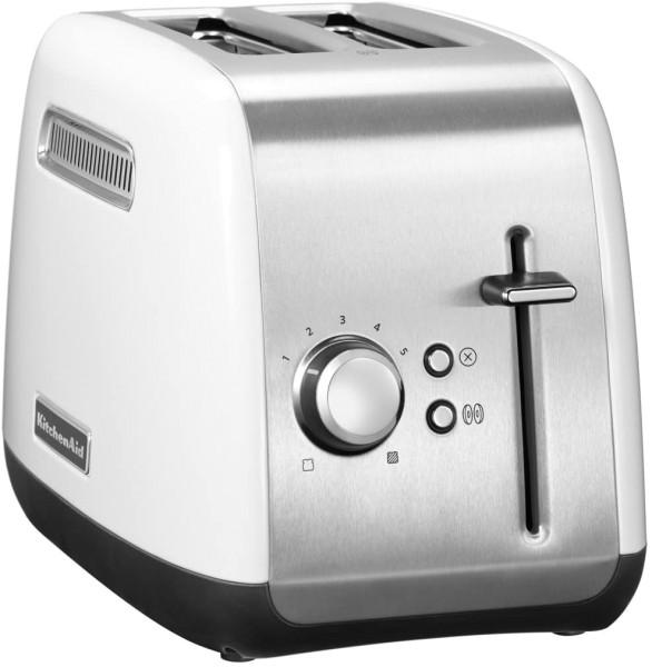 KitchenAid 5KMT2115EWH 2-Scheiben Toaster Classic - Weiss