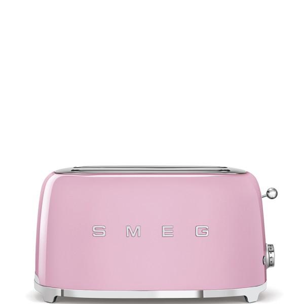 SMEG TSF02PKEU 4-Scheiben-Toaster Pink