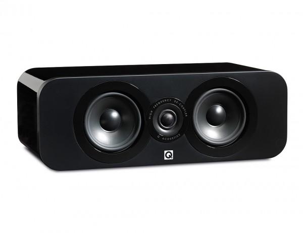 Q Acoustics 3090C Hochglanz Schwarz (Stück)