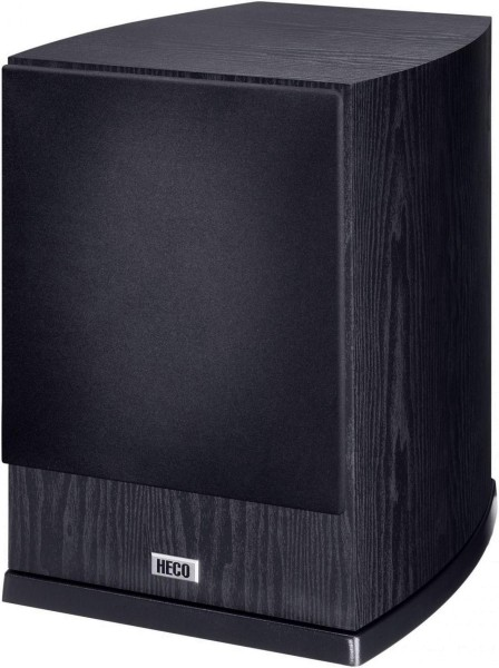 Heco Victa Prime SUB 252 A (schwarz)
