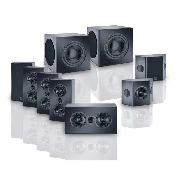 Magnat Cinema Ultra Set 7.2 (schwarz)