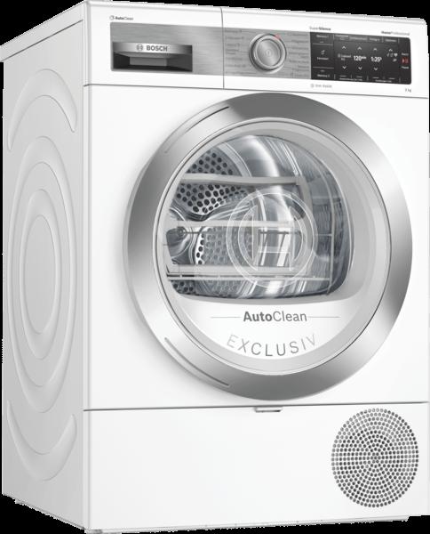 Bosch WTX87E90 Wärmepumpen-Trockner selectline