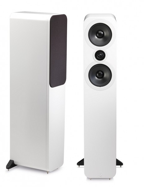 Q Acoustics 3050 Hochglanz Weiß (stück)