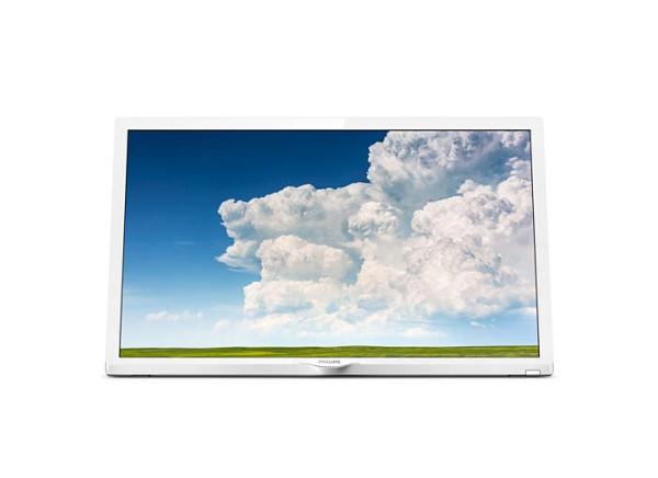 Philips 24PHS4354/12 LED-Fernseher weiß