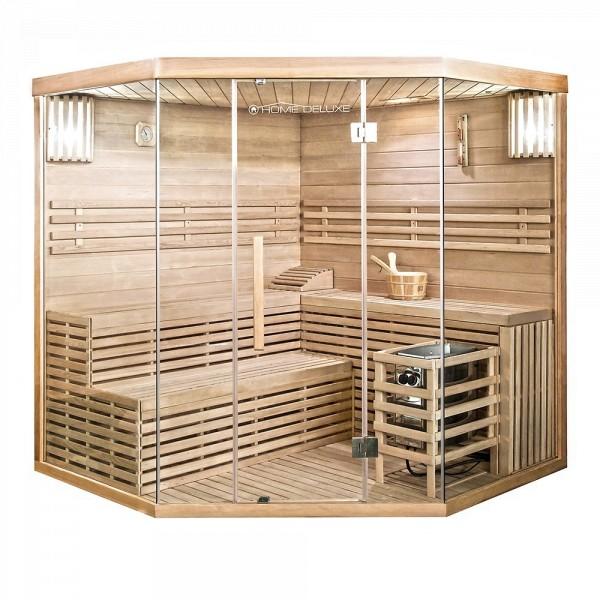 Home Deluxe Traditionelle Sauna Skyline XL BIG