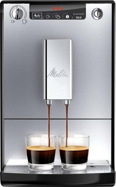 Melitta CAFFEO Solo E950-103 silber-schwarz