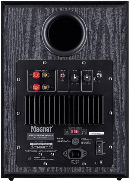 Magnat Monitor Supreme Sub 202 A mocca