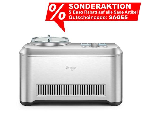 Sage SCI600BSS2EEU1 Eismaschine The Smart Scoop Edelstahl