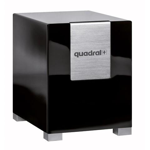 Quadral Qube 10 aktiv schwarz