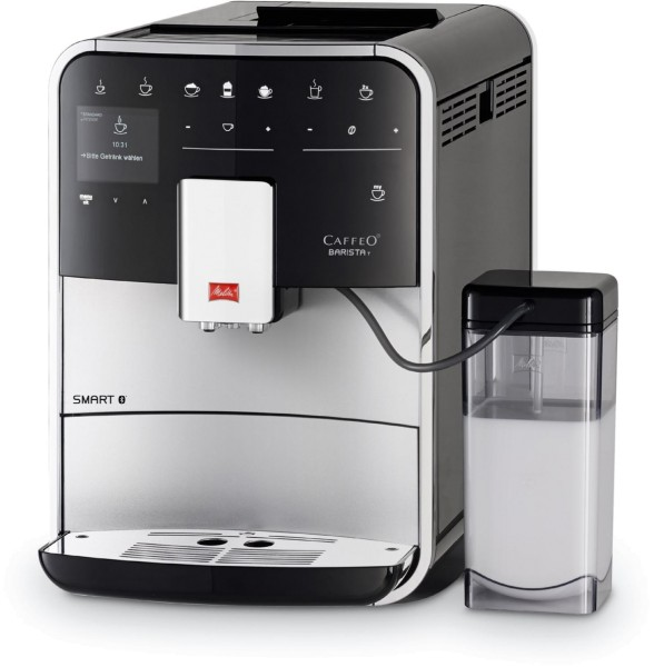 Melitta CAFFEO Barista T Smart F 83/0-101 silber