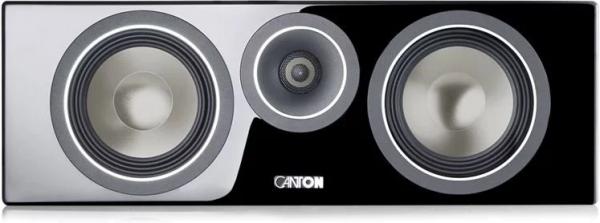 Canton Chrono SL 556 Center schwarz hochglanz (stück)