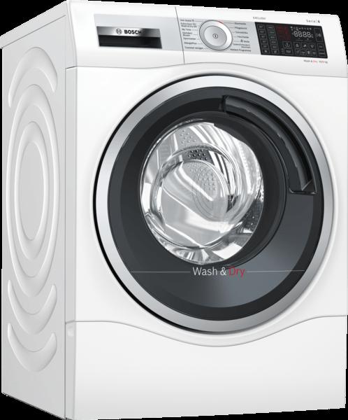 Bosch WDU28590 Waschtrockner selectline