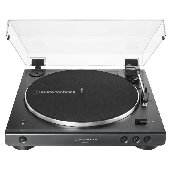 audio-technica AT-LP60XBT schwarz