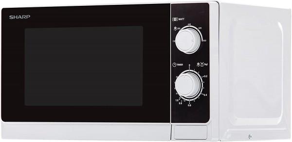 Sharp R200WW Mikrowelle Weiß