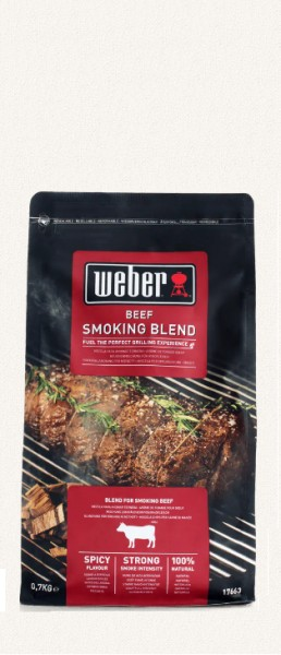 Weber Räucherchips Beef