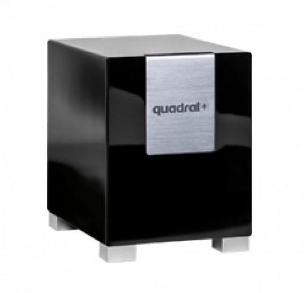 Quadral Qube 12 aktiv schwarz