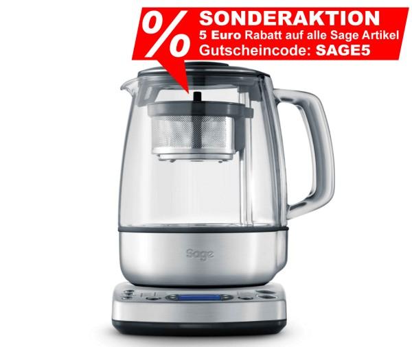 Sage STM800BSS4EEU1 Teekocher The Tea Maker Edelstahl