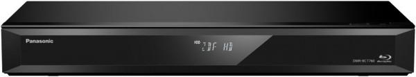 Panasonic DMR-BST760EG Blu-ray Recorder 500GB HDD - Satelliten Empfang