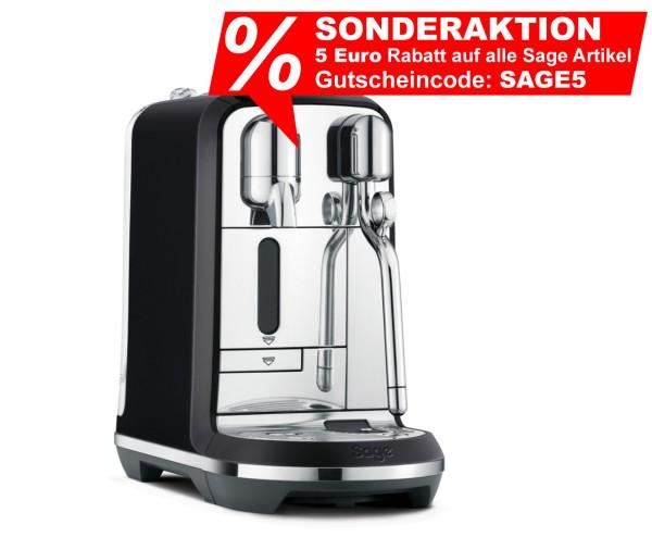Sage SNE800BTR2EGE1 Nespresso-Maschine The Creatista Plus Mattschwarz