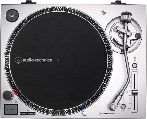 audio-technica AT-LP120XUSB silber