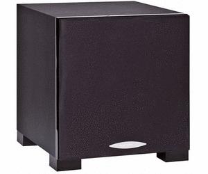 quadral qube 7 schwarz st ck subwoofer lautsprecher. Black Bedroom Furniture Sets. Home Design Ideas