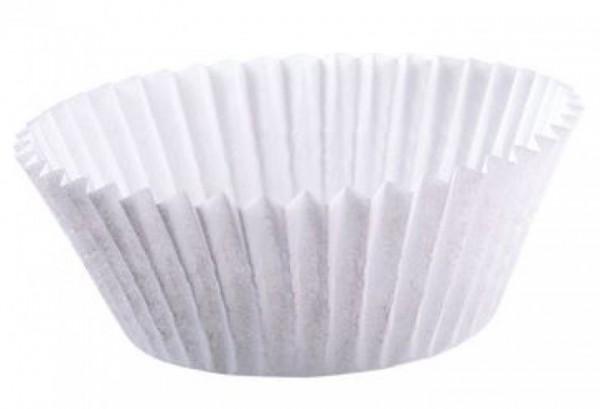 Kaiser 23 0064 6312 200 Mini-Muffin-Papierbackf. weiß
