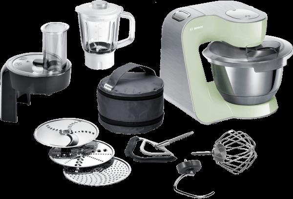 Bosch MUM58MG60 MUM5 Küchenmaschine Mintgrün (Mint Green)