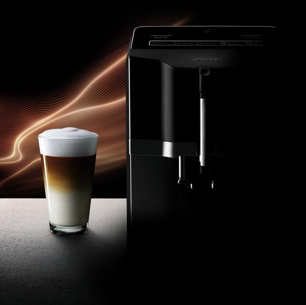 Siemens TI301509DE Kaffeevollautomat Schwarz EQ.3 s100