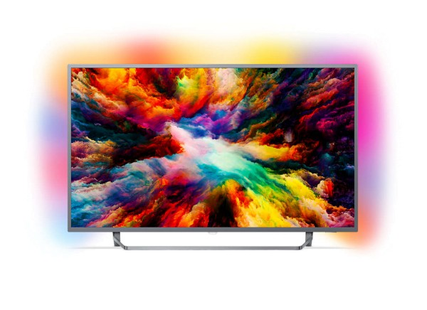 Philips 50PUS7303/12 4K UHD-LED-Android-Fernseher