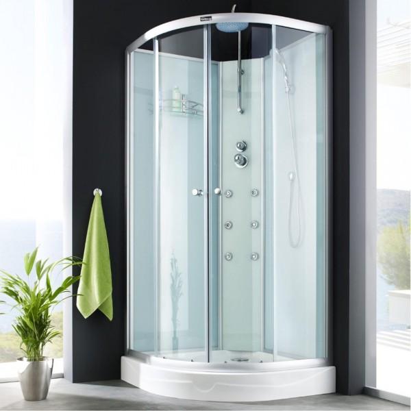 Home Deluxe Uranus 100x100 Cm Duschkabinen Dusche Badezimmer