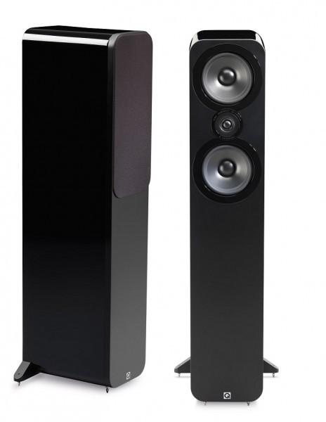 Q Acoustics 3050 Hochglanz schwarz (stück)