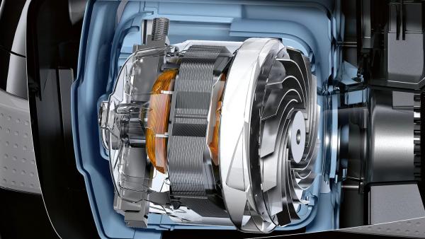 Siemens VS06M312 synchropower Staubsauger mit Beutel
