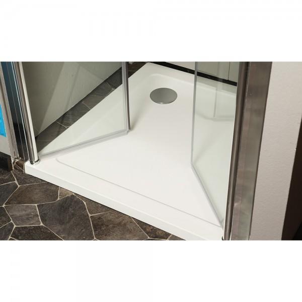 Home Deluxe Pendeltür Lavea 70x195 cm Klarglas
