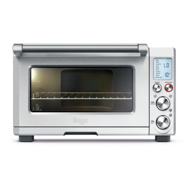 Sage SOV820BSS4EEU1 Minibackofen The Smart Oven Pro Edelstahl
