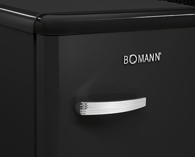 Bomann Kühlschrank Dt 347 : Bomann vsr schwarz kuehlschrank kühlschränke kühlschränke