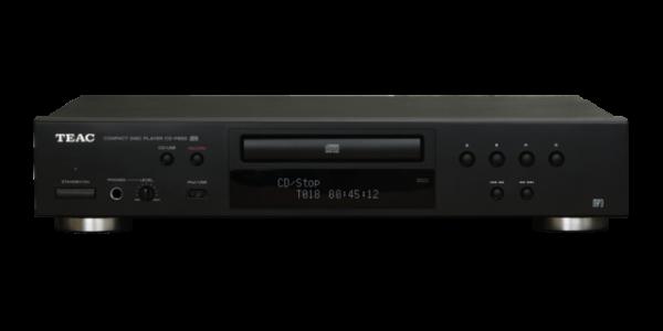 TEAC CD-P650-B schwarz